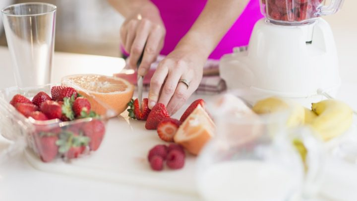 A healthy diet is critical in overcoming the side effects of chemotherapy